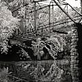 Old Iron Bridge by William Underwood
