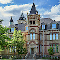 Old Main Utah State University Logan Utah by TL Mair
