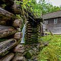 Old Mingus Mill by Robert J Wagner
