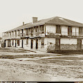 Old Pacific Hotel Adobe Monterey by California Views Archives Mr Pat Hathaway Archives