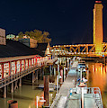 Old Sacramento Waterfront by Jonathan Hansen