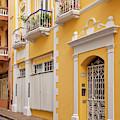Old San Juan Colors IIi by Brian Jannsen