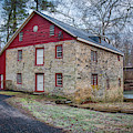 Old Stone Mill On Deer Creek by Mark Dodd