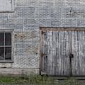 Old Trackside Warehouse by Edward Fielding