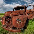 Old Truck by Leland D Howard