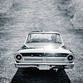 Old Vintage Ford Fairlane Car by Edward Fielding