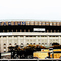 Old Yankee Stadium by Jose Rojas