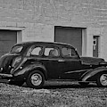 Oldie Getaway Car by Jack Wilson
