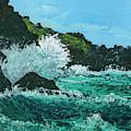 Olivine Waves by Darice Machel McGuire