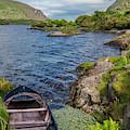 On A Lake Of Blue by Debra and Dave Vanderlaan