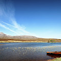 On Loch Awe 1 by Nicholas Blackwell