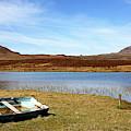 On Loch Awe 2 by Nicholas Blackwell