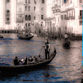 On The Grand Canal by Wolfgang Stocker