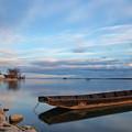 On The Shore Of The Lake by Davor Zerjav