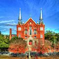 Once A Way To Heaven 2 Sacred Heart Cultural Center Art Augusta Georgia Art by Reid Callaway