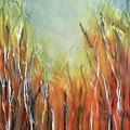 Orange Forest by Christine Chin-Fook