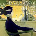 Orazi Manuel 1905 Vintage French Advertising Fashion by Vintage French Advertising