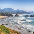 Oregon Coastline by Julia Telligman