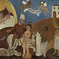 Oriental Tale  by Edgard Tytgat