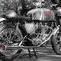 Original Cafe Racer by Mark Rogan