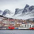 Ornes Village Norway by Martyn Arnold