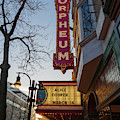 Orpheum Theater Madison, Alice Cooper Headlining by Todd Bannor