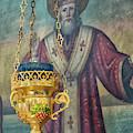 Orthodox Icon by Nina Ficur Feenan