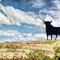 Osborne Bull - Vintage by Weston Westmoreland