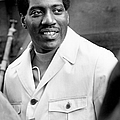 Otis Redding At Monterey Pop by Michael Ochs Archives