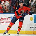 Ottawa Senators V Florida Panthers by Eliot J. Schechter