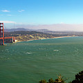 Outside The Golden Gate by Bonnie Follett