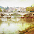 Over The Tiber by Terry Davis