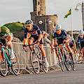 Ovo Energy Cycle Race In Aberystwyth by Keith Morris