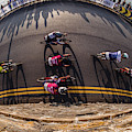 Ovo Energy Pro Cycle Race In Aberystwyth by Keith Morris