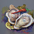 Oysters And Cayenne by Dianne Parks