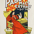 Pabst Malt Extract, The Best Tonic by The New York Historical Society