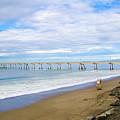 Pacifica Municipal Pier - California by Bill Cannon