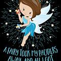 Pacifier Fairy Gift Idea Paci Fairy For Girlsboys by Festivalshirt