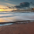 Paignton Pier by Nigel Martin