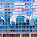 Painted City by Robert FERD Frank