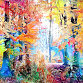 Painted Forest by Chris Armytage