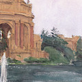 Palace Of Fine Arts, 2018 by Walter Lynn Mosley