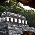 Palenque Chiapas by David Resnikoff
