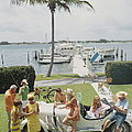 Palm Beach Society by Slim Aarons