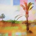 Palm-trees Impression by Lutz Baar