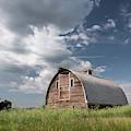 Palouse Barn 9652 by Bob Neiman