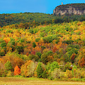 Paltz Point Mohonk Mountain by Susan Candelario