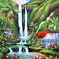 Paradise Falls by John Clark
