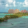 Paradise Island Bahamas by Kristia Adams