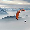 Paraglider by Lars B. Misch